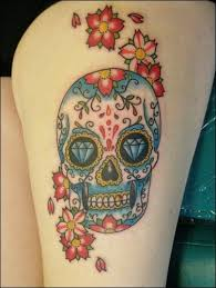 sugar skull meaning nsfw tattoomagz