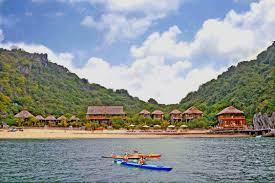monkey island resort monkey island resort in cat ba cat ba