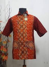 desain baju batik pria 2014 model baju batik pria modern 2014 batik tulis