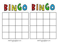 christine zani bingo card printables to share reading u0026 writing