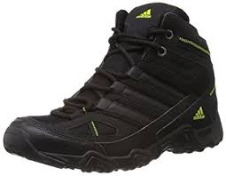 buy boots shoo india adidas s xaphan mid black and mid green mesh trekking and