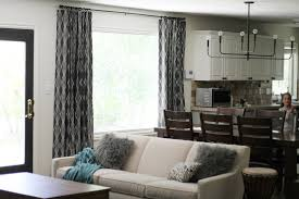Patterned Curtains And Drapes Martha U0026 Ash Drapes Chris Loves Julia