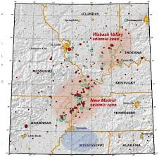 Seismic Risk Map Of The United States by Fe Based Vulnerability Assessment Of Highway Bridges Exposed To