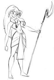 photos princess cartoon character sketching drawing art gallery