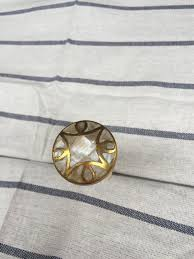 mother of pearl cabinet knobs mother of pearl modern gold cabinet knob drawer pull forge