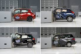 small cars fare poorly in crash tests wwlp com