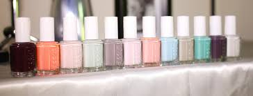 top 10 essie nail polishes swatches rose u0026 reese