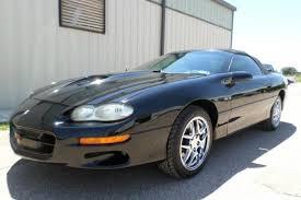 01 camaro z28 2001 chevrolet camaro 2dr convertible z28 ss black black 6spd