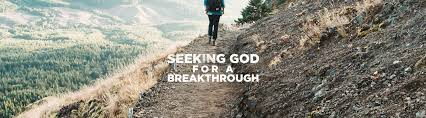 saddleback church series seeking god for a breakthrough