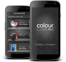 colour scheme pro painting app berger paints arabia