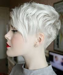 hairstyles for over 70 with cowlick at nape 70 short shaggy spiky edgy pixie cuts and hairstyles undercut