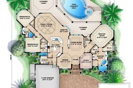 florida house plans with pool interesting house plans florida images best idea home design
