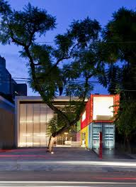 22 most beautiful houses made from shipping containers painted shipping containers decameron marcio kogan street