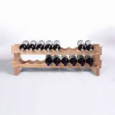 stackable wine racks wood p40 in brilliant home interior design