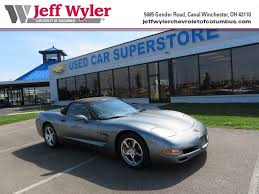 2004 corvette convertible for sale used 2004 chevrolet corvette for sale canal winchester oh