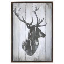 deer wood wall wood wall deer rona