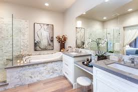 Hansgrohe Metris Faucet Hansgrohe Metris Bathroom Midcentury With Bamboo Cabinet Bathroom
