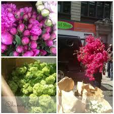 sarah u0027s nyc fun new york city flower market wedding design