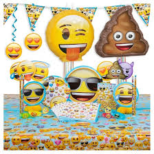in party supplies emoji party supplies collection target