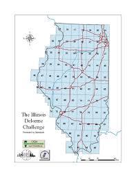 Delorme Maps Gcreg1 The Illinois Delorme Challenge Unknown Cache In Illinois