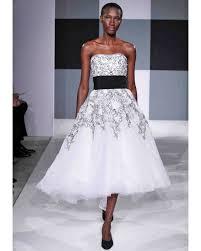 black and white wedding bridesmaid dresses black and white wedding dresses 2013 bridal fashion week