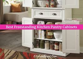 kitchen storage cabinets narrow 10 best free standing kitchen pantry cabinets in 2021