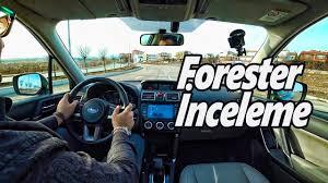 subaru biru subaru forester 2 0 dizel sport inceleme youtube