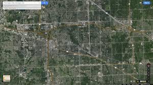 Google Map Michigan by Farmington Hills Michigan Map