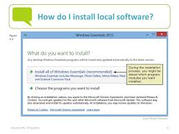 practical pc 7th edition chapter 3 getting started with software