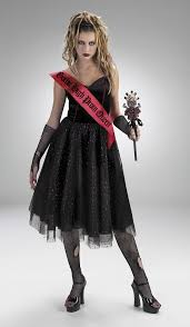 Dead Prom Queen Halloween Costume Prom Queen Teen