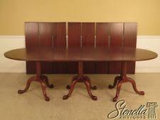 Henkel Harris Dining Room Furniture Queen Anne Cherry Antique Tables Ebay
