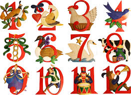 buy the 12 days of christmas on a budget