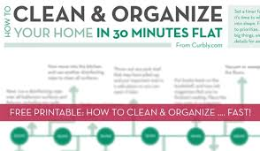 how to clean house fast free download how to clean your whole house in 30 minutes curbly