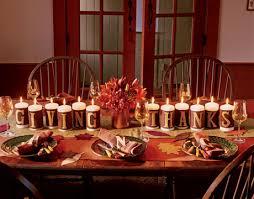 thanksgiving table setting ideas