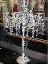 wedding table decorations candle holders cheap crystal candle holders wedding find crystal candle holders