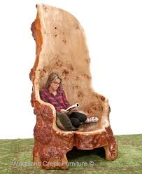 Best  Tree Chair Ideas On Pinterest Log Chairs Tree Stump - Tree furniture