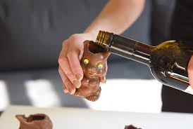 chocolate bunny ears how to turn your chocolate bunny into a boozy container