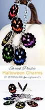 halloween jewelry diy project ideas halloween shrink plastic jewelry