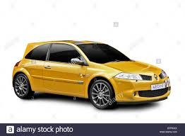renault yellow renault megane r26 stock photos u0026 renault megane r26 stock images