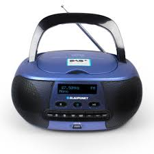 cd player kinderzimmer blaupunkt boombox mit digital radio dab kinder cd player aux in