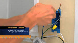 ge z wave 3 way dimmer kit youtube