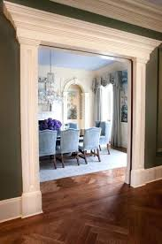 dining room molding ideas archway molding ideas demodev site