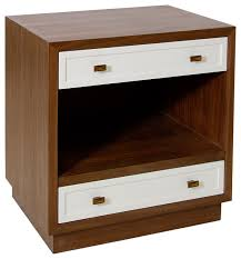 bedroom worlds away marcus lacquer nightstand pictures