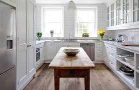 U Shaped Kitchen Design Ideas by Kitchen Glam White Scheme Kitchen Design Ideas White U Shaped