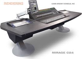 Argosy Console Desk Omnirax Or Argosy For Control 24 Gearslutz Pro Audio Community