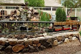 backyard train layouts u2013 meghan