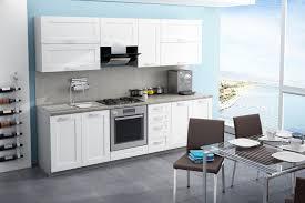 einbauk che billig küche wenus 260 cm küchenzeile küchenblock variabel stellbar in