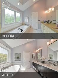 Bathroom Remodels Before And After Pictures by Before U0026 After Bathroom Remodel Bathroom Remodel Beforeandafter