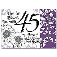 45 wedding anniversary blessings on your 5th wedding anniversary 5th wedding anniversary