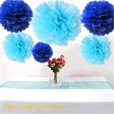 34 colors 10inch 25cm handmade folding paper flowers balls